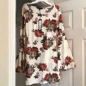 Romeo and Juliet Couture floral dress
